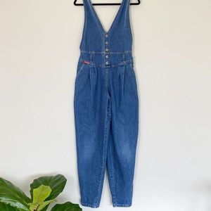 Vintage 90's Overalls | size small